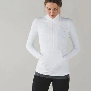 Lululemon define pullover jacket size 6